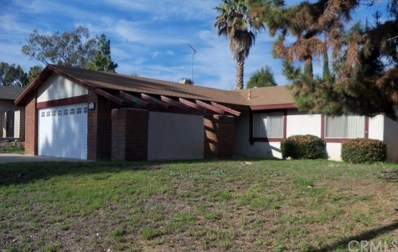 2111 Whitestone Drive, Riverside, CA 92506 - MLS#: CV19000719