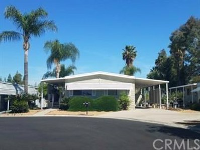9391 CALIFORNIA Avenue UNIT 133, Riverside, CA 92503 - MLS#: CV19000827