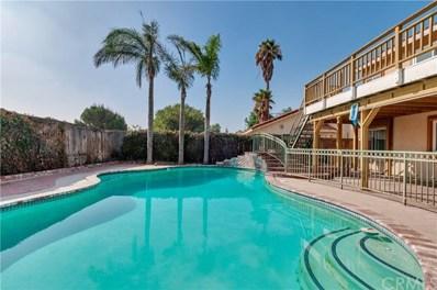 4388 Mapleton Circle, Riverside, CA 92509 - MLS#: CV19000839