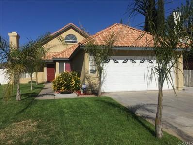 25264 Ceremony Avenue, Moreno Valley, CA 92551 - MLS#: CV19000979