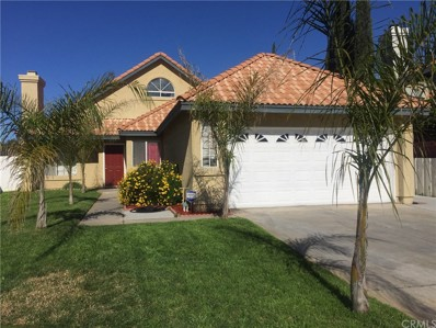 25264 Ceremony Avenue, Moreno Valley, CA 92551 - MLS#: CV19000979