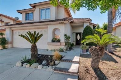 22819 Wimpole Street, Moreno Valley, CA 92553 - MLS#: CV19001518