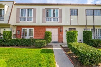 1951 W Greenleaf Avenue UNIT G, Anaheim, CA 92801 - MLS#: CV19003669