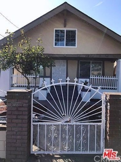 114 W 54th Street, Los Angeles, CA 90037 - MLS#: CV19003675