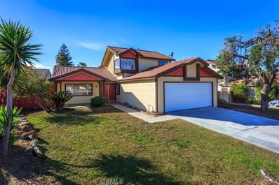 3450 Cote Lane, Riverside, CA 92501 - MLS#: CV19003865