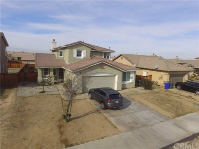 15010 Dragon Tree Drive, Adelanto, CA 92301 - MLS#: CV19005756