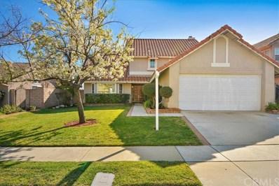 11769 Mount Gunnison Court, Rancho Cucamonga, CA 91737 - MLS#: CV19006171