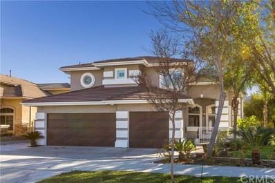 8379 Jade Drive, Rancho Cucamonga, CA 91701 - MLS#: CV19007577