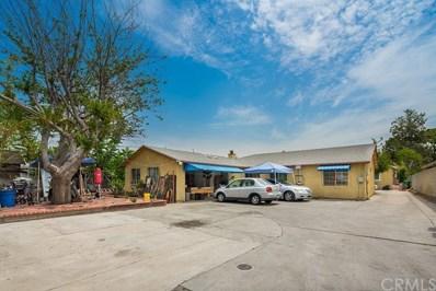 3732 Monterey Avenue, Baldwin Park, CA 91706 - MLS#: CV19008293
