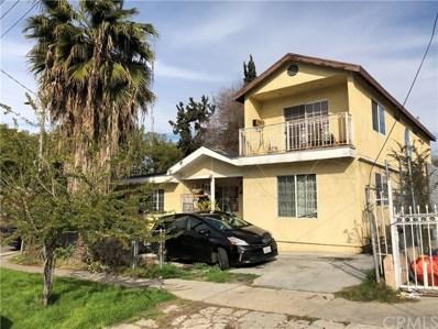 2501 Lancaster Avenue, Los Angeles, CA 90033 - MLS#: CV19009803