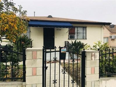 2726 Alta Street, Los Angeles, CA 90031 - MLS#: CV19009921
