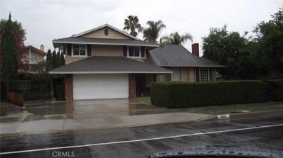 1621 E Ruddock Street, Covina, CA 91724 - MLS#: CV19010801