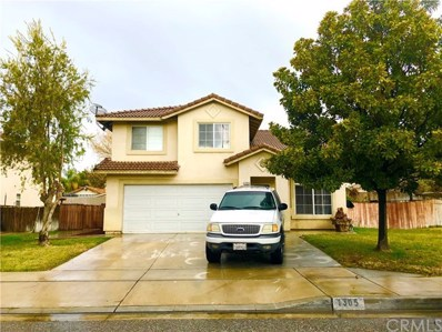 1305 Janes Way, Colton, CA 92324 - MLS#: CV19012013