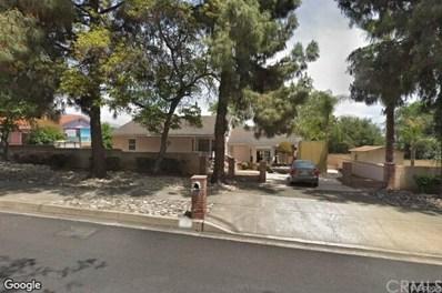 1584 N MOUNTAIN Avenue, Upland, CA 91786 - MLS#: CV19012380