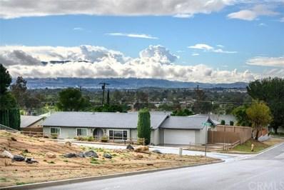 4020 Mount Tobin Court, Norco, CA 92860 - MLS#: CV19012418