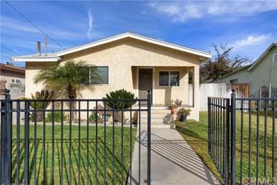 611 Almond Avenue, Monrovia, CA 91016 - MLS#: CV19012529