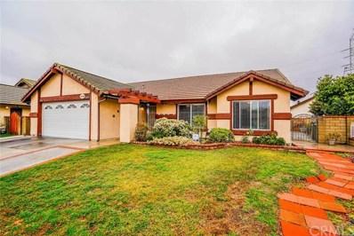 3809 Saratoga Street, Pico Rivera, CA 90660 - MLS#: CV19013565