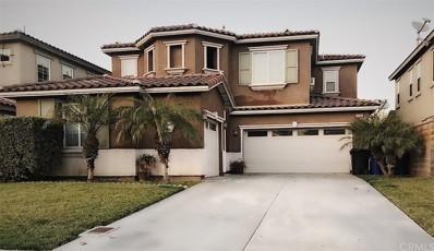 16984 Post Oak Lane, Fontana, CA 92337 - MLS#: CV19014299