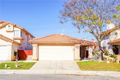 16062 Orange Blossom Circle, Fontana, CA 92337 - MLS#: CV19014725