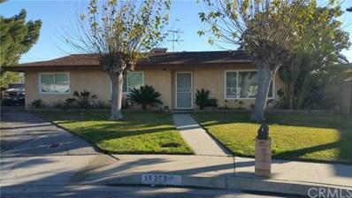 16275 Pine Avenue, Fontana, CA 92335 - MLS#: CV19015272