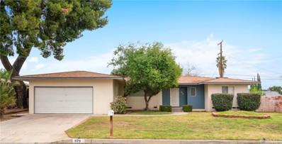 979 N Magnolia Avenue, Rialto, CA 92376 - MLS#: CV19015346