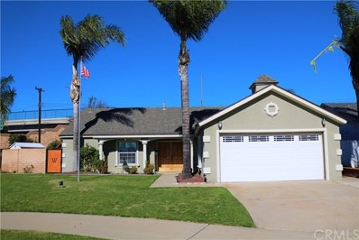 2217 E Mount Vernon Avenue, Orange, CA 92867 - MLS#: CV19015659