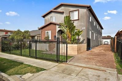 853 W 76th Street, Los Angeles, CA 90044 - MLS#: CV19015844