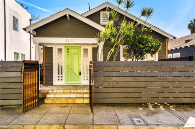 420 S Benton Way, Los Angeles, CA 90057 - MLS#: CV19015988