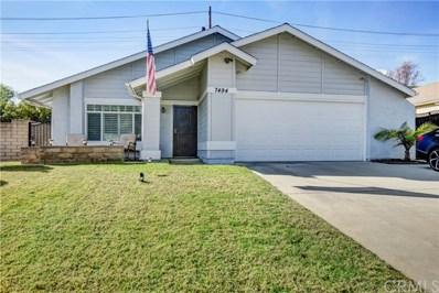 7494 Arroyo Vista Avenue, Rancho Cucamonga, CA 91730 - MLS#: CV19016958