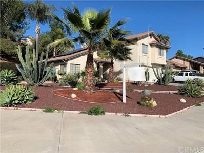 25550 San Thomas Street, Moreno Valley, CA 92557 - MLS#: CV19017681