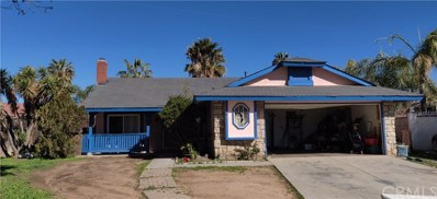 14572 Aruba Place, Moreno Valley, CA 92553 - MLS#: CV19018111