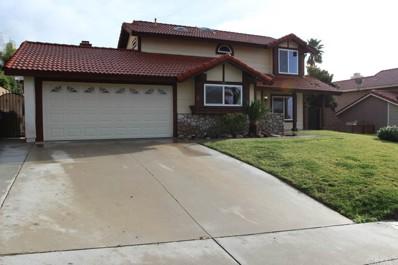 6395 N Redwood Street, San Bernardino, CA 92407 - MLS#: CV19018222
