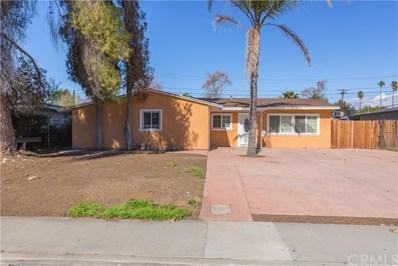 5731 Dean Way, Riverside, CA 92504 - MLS#: CV19018412