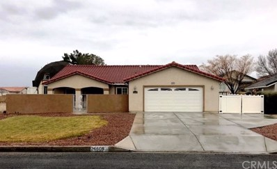 26608 Cumberland Lane, Helendale, CA 92342 - #: CV19018636