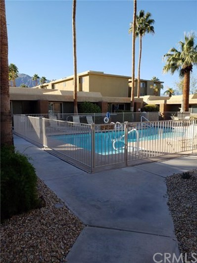 365 N Saturmino Drive UNIT 13, Palm Springs, CA 92262 - #: CV19018689