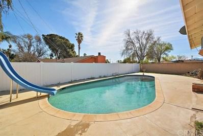 6357 Cinnabar Drive, Riverside, CA 92509 - MLS#: CV19020097