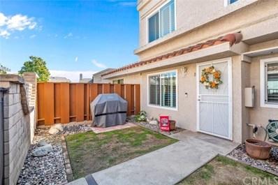 6949 Laguna Place UNIT B1, Rancho Cucamonga, CA 91701 - MLS#: CV19020550