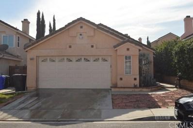 15587 Carrera Drive, Fontana, CA 92337 - MLS#: CV19021105