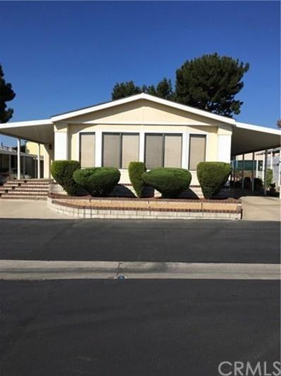 8651 Foothill Boulevard UNIT 124, Rancho Cucamonga, CA 91730 - MLS#: CV19021108