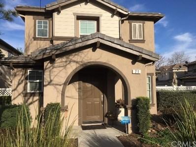 11090 Mountain View Drive #71, Rancho Cucamonga, CA 91730 - MLS#: CV19021122