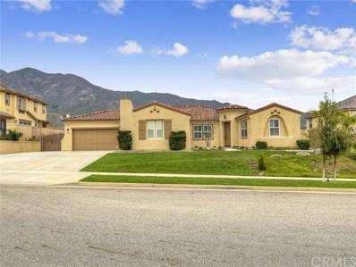 5071 Woodley Ridge Drive, Rancho Cucamonga, CA 91739 - MLS#: CV19022306