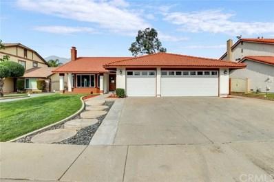 12824 Carissa Court, Rancho Cucamonga, CA 91739 - #: CV19022666