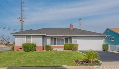 1011 E Greendale Street, West Covina, CA 91790 - MLS#: CV19024079