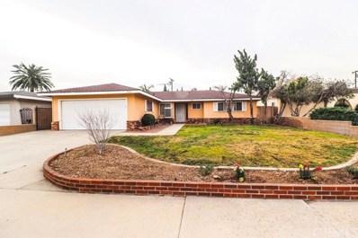 17573 Orchid Drive, Fontana, CA 92335 - MLS#: CV19024228