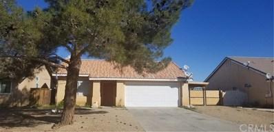 11824 Dana Drive, Adelanto, CA 92301 - MLS#: CV19024615
