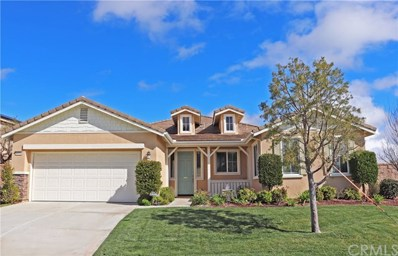 35736 Hawkeye Street, Murrieta, CA 92563 - MLS#: CV19028090