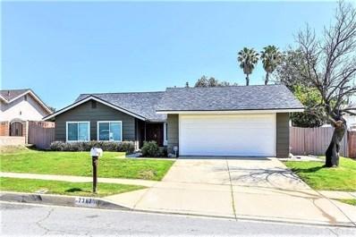 7367 Pasito Avenue, Rancho Cucamonga, CA 91730 - MLS#: CV19028531