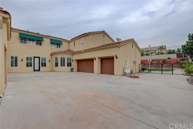 12750 Bridge Water Drive, Rancho Cucamonga, CA 91739 - #: CV19028785