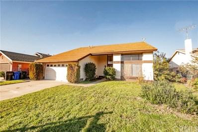 9616 Edelweiss Street, Rancho Cucamonga, CA 91730 - MLS#: CV19028873