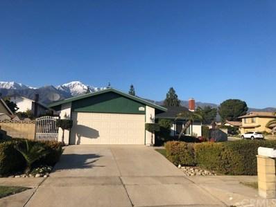 10466 Hamilton Street, Rancho Cucamonga, CA 91701 - MLS#: CV19030789
